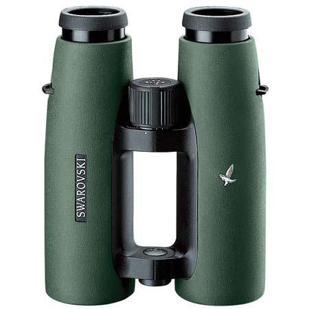 Swarovski Optik 8.5 x 42 EL, Water Proof Roof Prism Binocular with 7.4 Degree Angle of View, Green, U.S.A. Limited Lifetime Warranty image