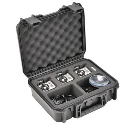 SKB iSeries GoPro Camera Case 3-pack