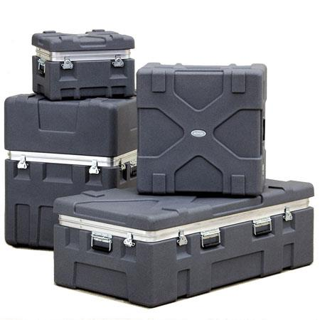SKB 3SKB-X2719-10 Roto-X Tool Case Shipping Case without Foam, 27x19x10""