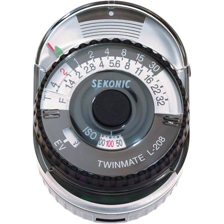 Sekonic L-208 Twinmaster Compact Incident / Reflected Light Meter
