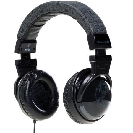 Skullcandy Hesh, DJ Headphones with 50mm Speaker, Gray / Black image