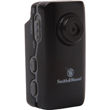 Smith & Wesson Micro Cam Camcorder, 2MP, Capture JPEG 1280x960 Still Images, Sound Trigger Mode, Mini-USB Charging Port, Mac & PC Compatible