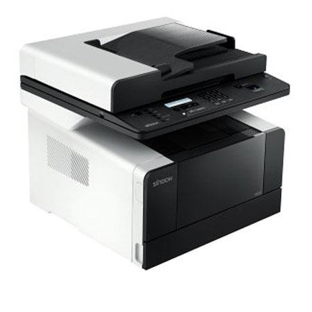 Sindoh M403 Monochrome Multifunction Printer, 38 ppm Print Speed, 1200 x 600 dpi Print Resolution, 38 cpm Copy Speed, Upto 26 ppm Scan Speed