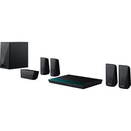 Sony BDV-E3100 5.1-Channel 3D Blu-ray Home Theater with Wi-Fi, 1000W Power