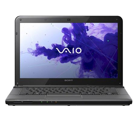"Sony VAIO E Series 14"" Notebook Computer, Intel Core i5-3230M 2.60GHz, 6GB RAM, 750GB HDD, 1.3MP Web Camera, Wi-Fi, Windows 8 Professional 64-bit"