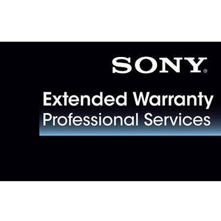 Sony 3 Year Extended Warranty (2 Years in Addition to the Standard 1 Year) for Camcorders with a List Price of from $20,000 to $30,000