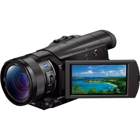 Sony FDR-AX100 4K Ultra HD Camcorder with 1