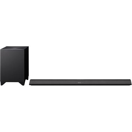 Sony HT-CT770 2.1 Channel Sound Bar with Wireless Active Subwoofer, 330W Total Power, 3x HDMI Input/1x HDMI Output