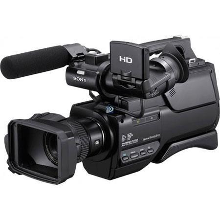 Sony HXR-MC1500E Shoulder Mount - PAL - AVCHD Camcorder, 4.2MP, 1/4