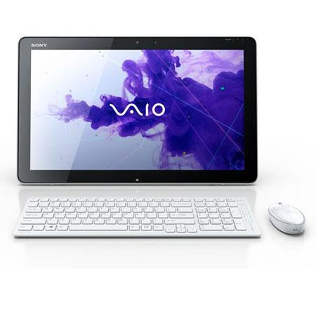 "Sony VAIO Tap 20"" Touchscreen All-in-One Desktop Computer, Intel Dual-Core i5-3317U 1.7GHz, 8GB RAM, 750GB 5400 RPM HDD, Windows 8 Professional 64-bit"