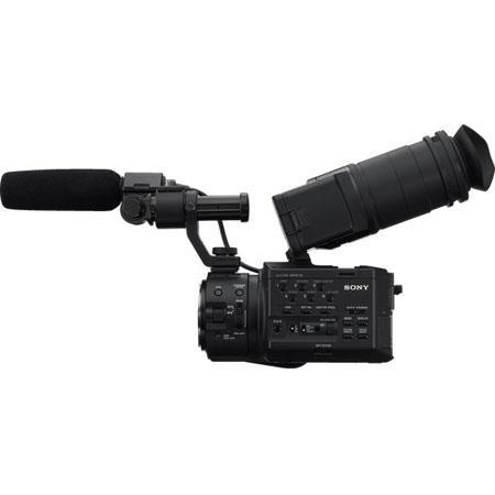 Sony NEX-FS100U Super 35mm Sensor Camcorder (Body Only) , 3.5