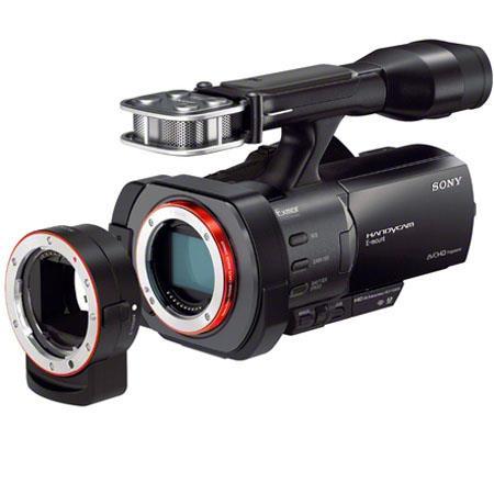 Sony NEX-VG900 Full Frame Interchangeable Lens Handycam Camcorder (no lens)