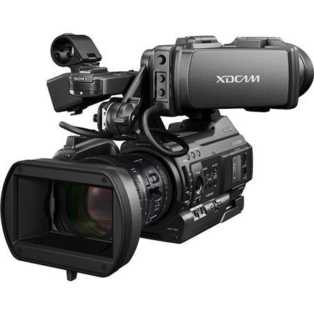 Sony PMW-300K1 XDCAM HD Semi-Shoulder Handy Camcorder, 3.5