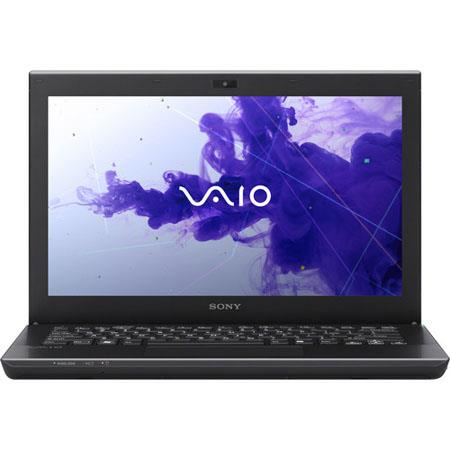"Sony VAIO S Series 13.3"" Notebook Computer, Intel Core i5-3210M Dual-Core 2.50GHz, 6GB RAM, 750GB HDD, Windows 8 Home Premium 64-bit"