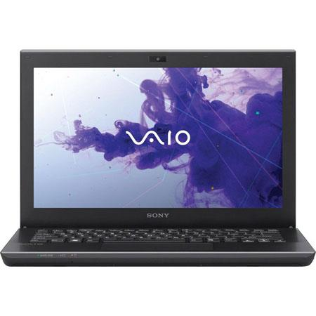 "Sony VAIO S Series 13.3"" Notebook Computer, Intel Core i7-3520M 2.90GHz, 12GB RAM, 256GB SSD, Windows 8 Professional 64-bit"