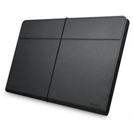 Sony Leather Cover Case for Xperia Tablet Z, Black