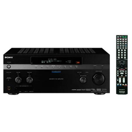 Sony STR-DG1100 7.1 Channel Home Theater Receiver, 100W per Channel x 7, 1080p Upscaling, HDMI