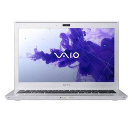 "Sony VAIO T Series 13.3"" Ultrabook Computer, Intel Core i7-3517U 1.90GHz, 6GB RAM, 128GB SSD Drive, Windows 7 Home Premium (Upgradable to win 8 Pro)"