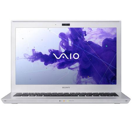 "Sony VAIO T Series 13.3"" Ultrabook Computer, Intel Core i3-3227U 1.90GHz, 4GB DDR3 RAM, 500GB HDD + 24GB SSD, Windows 8 Professional 64-bit"