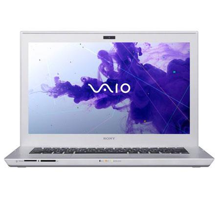 "Sony VAIO T Series 14.0"" Ultrabook Computer, Intel Dual-Core i7-3517U 1.90GHz, 8GB DDR3 RAM, 500GB HDD + 32GB SSD, Windows 8 Professional 64-bit"