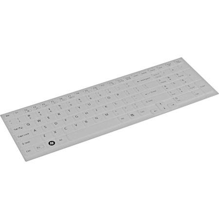 Sony VGPKBL3/W Laptop Keyboard Skin for VAIO CB, F2, EJ, EH and EL Series, White