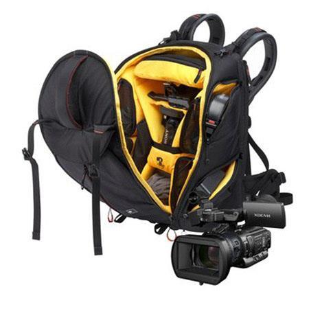 Sony VJBK1TP200 Video Journalist Backpack Kit, Camcorder, Mic System, Head/Tripod, Mic, Light, Backpack, Xperia Tablet Z, Holder, Vegas Pro 12 Edit