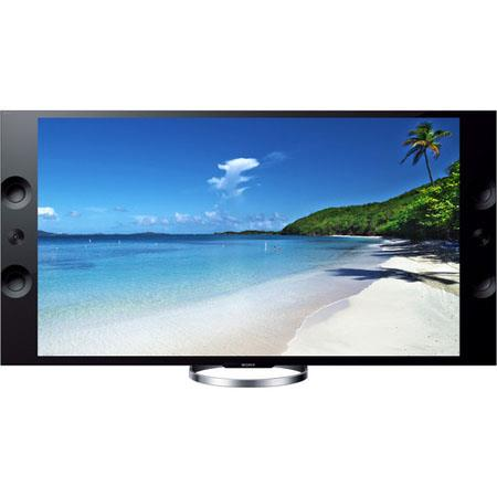 """Sony XBR-65X900A 65"""" Class 4K (64.5"""" diag) Ultra HD LED-backlit Internet TV, 4K X-Reality PRO Picture Engine, Two 65W front-facing speakers"""