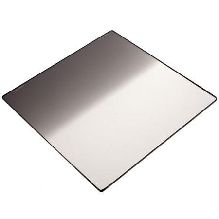 """Schneider Schneider 6.6x6.6"""" Graduated Neutral Density 0.6 Water-White Glass Filter, Soft Edge"""