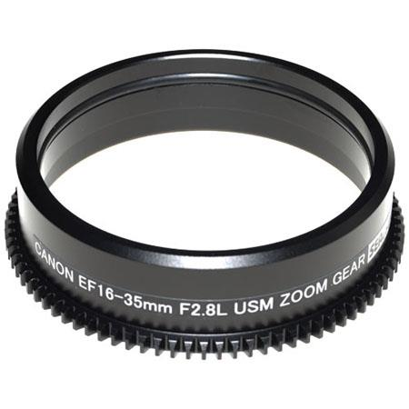 Sea & Sea Zoom Gear for the Canon 16-35mm f/2.8L USM Auto Focus Lens