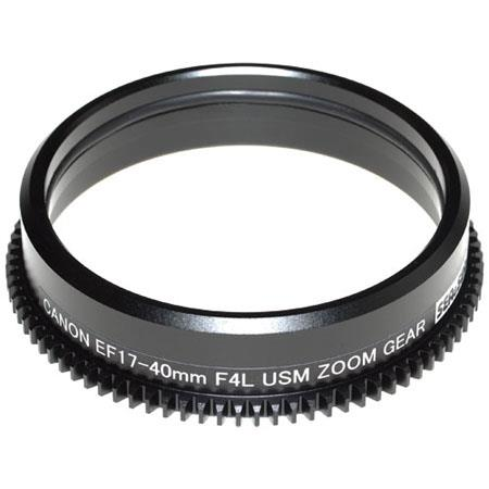 Sea & Sea Zoom Gear for the Canon 17-40mm f/4L USM Auto Focus Lens