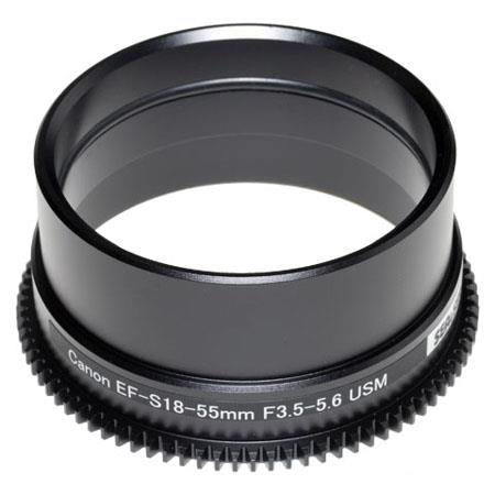 Sea & Sea Zoom Gear for the Canon 18-55mm Auto Focus Zoom Lens