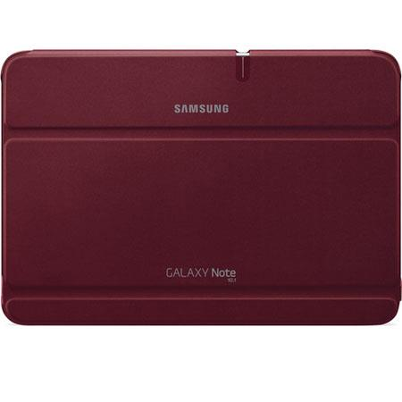 Samsung Book Cover for Galaxy Note 10.1, Red