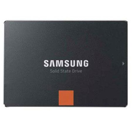 "Samsung 840 Pro Series 256GB 2.5"" SATA III Solid State Drive, Upto 540MB/s Read Speed, Upto 520MB/s Write Speed"