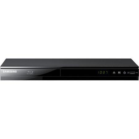 Samsung BD-E5300 Full HD 1080p Blu-ray Disc Player with HD Upscaling, Dolby Digital Plus & TrueHD