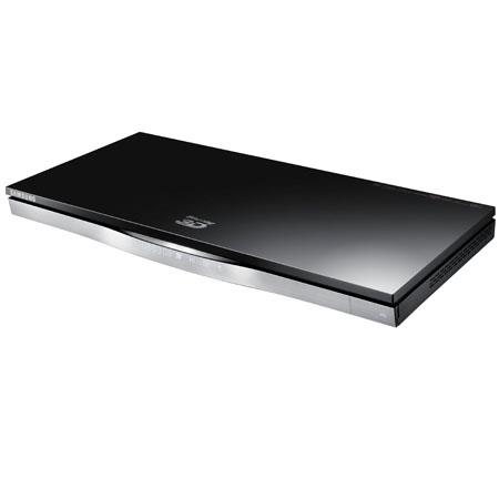 Samsung BD-E6500 3D Blu-ray Disc Player, MPEG-2, MPEG-4, DivX HD, WMV Playback Formats, HDMI/USB 2.0/Ethernet