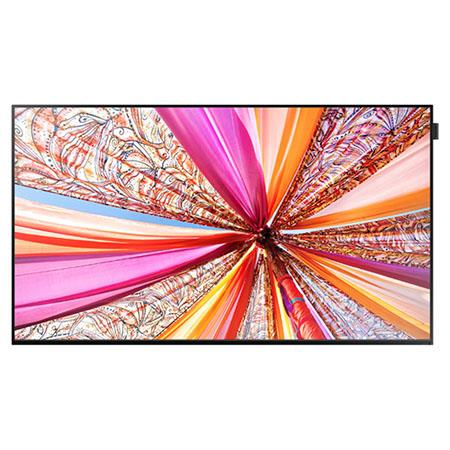 "Samsung DM48D 48"" Slim Direct-Lit Pro Commercial LED LCD Display, 450nits Brightness, 8ms Response Time, Built-in Wi-Fi"