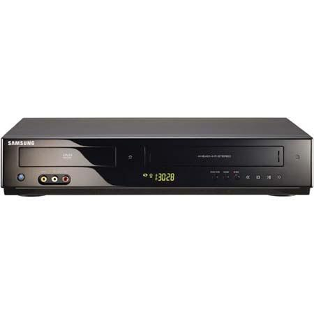 Samsung DVD-V9800 DVD/VCR Combo Player with 1080p Upscaling, HDMI Output image