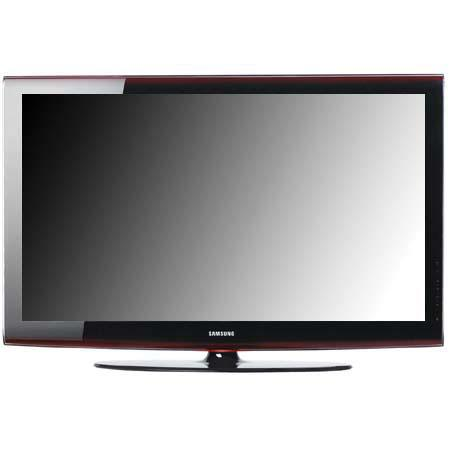 "Samsung LN-46A650 46"" LCD High Definition Television with 50,000:1 Contrast Ratio & ATSC / Clear QAM Tuner, Black image"
