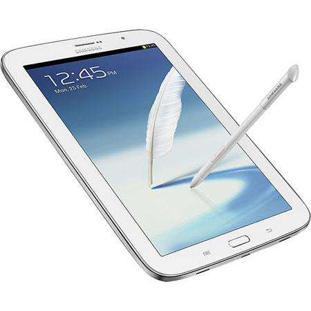 "Samsung Galaxy Note 8 8"" Android 4.1 (Jelly Bean) Tablet, 16GB Memory, White"