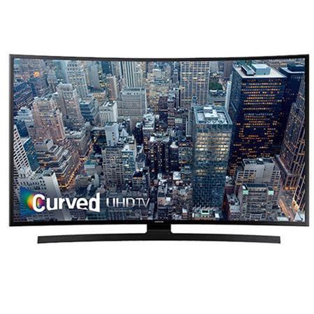 "Samsung UN55JU6700 55"" Class 4K Smart Curved LED TV, 120 Motion Rate, Wi-Fi"