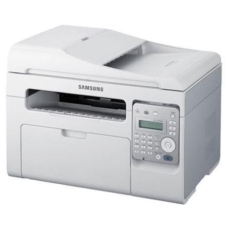 Samsung SCX-3405FW Wireless Mono Multi-Function Printer, 21ppm Print Speed, Upto 1200x1200 dpi Print Resolution, 150 Sheets Paper Input Capacity