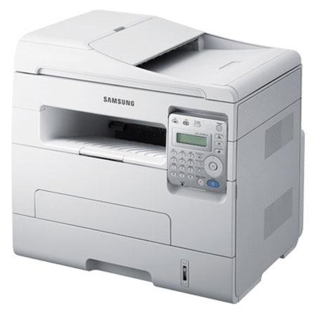 Samsung SCX-4729FW Wireless Monochrome Printer, 29ppm Print Speed, 1200 dpi Print Resolution, 250 Sheets Paper Input Capacity, 29 ppm Copy Speed