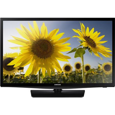 "Samsung H4000 Series 24"" 720p Slim LED HDTV, 1366 x 768, 120 CMR"