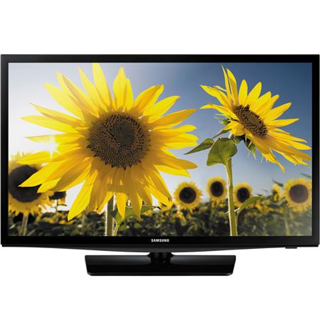 "Samsung H4500 24"" Class HD Smart LED TV, 60 Clear Motion Rate, Wi-Fi"