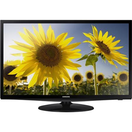 "Samsung UN28H4000 28"" Class HD LED HDTV, 120 Clear Motion Rate, 1366x768, 2 HDMI/1 USB"
