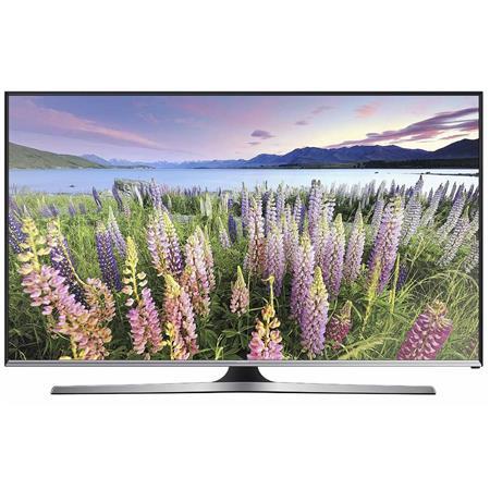 "Samsung UN40J5500 40"" Class Full HD 1080p Smart LED TV, 60 Motion Rate, Quad-Core Processor, 3x HDMI/2x USB, Built-In Wi-Fi & Ethernet Connectivity"