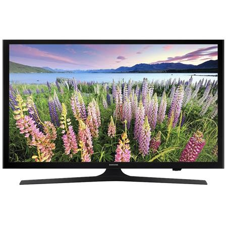 "Samsung UN43J5200 43"" Class Full HD 1080p Smart LED TV, 60 Clear Motion Rate, Wi-Fi"