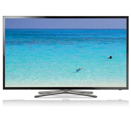 "Samsung UN50F5500 50"" 1080p 60Hz LED TV, Smart TV 2.0 with S-Recommendation, Clear Motion Rate 120, Wi-Fi Built-in, 2 USB, 3 HDMI"