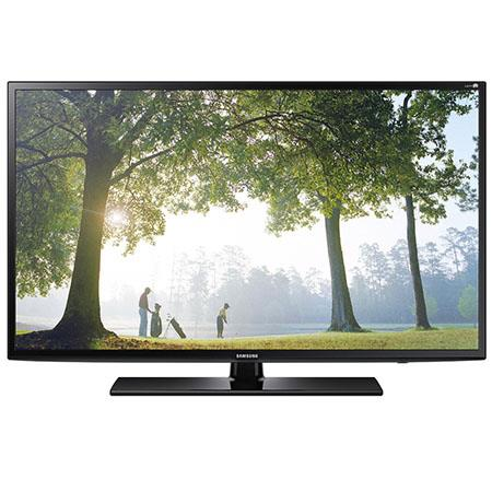 "Samsung H6203 55"" 1080p Smart LED HD TV, 240 Clear Motion Rate, 2 HDMI/USB, Built-In Wi-Fi"