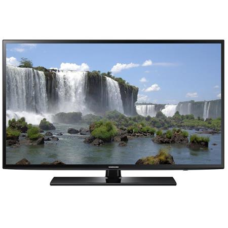 "Samsung UN55J6200 55"" Class 1080p Full HD Smart LED TV, 120 Clear Motion Rate, Wi-Fi"
